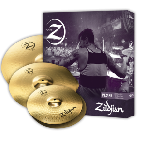 Zildjian Planet Z Pack PLZ4PK