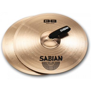 "PRATOS SABIAN 16"" B8 BAND"