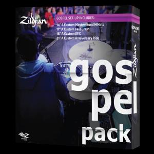 ZILDJIAN GOSPEL MUSIC PACK