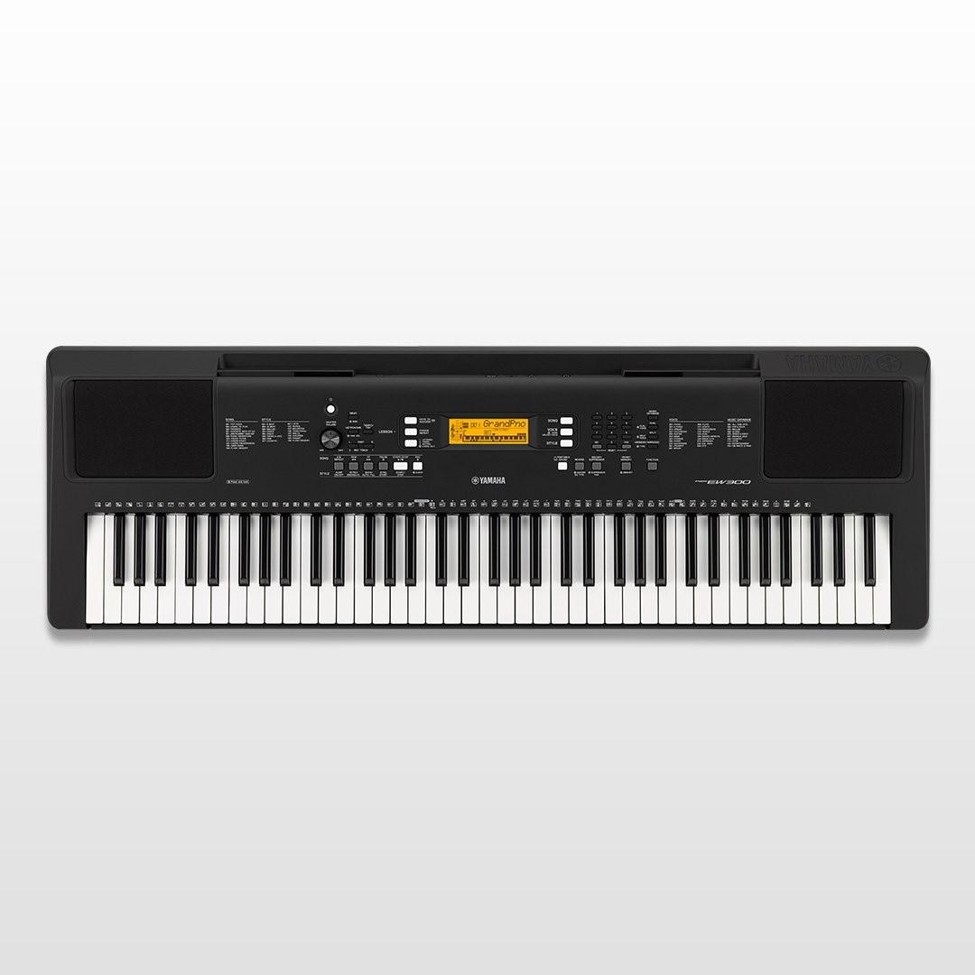 Yamaha psr ew 400 for Yamaha psr ew300 keyboard