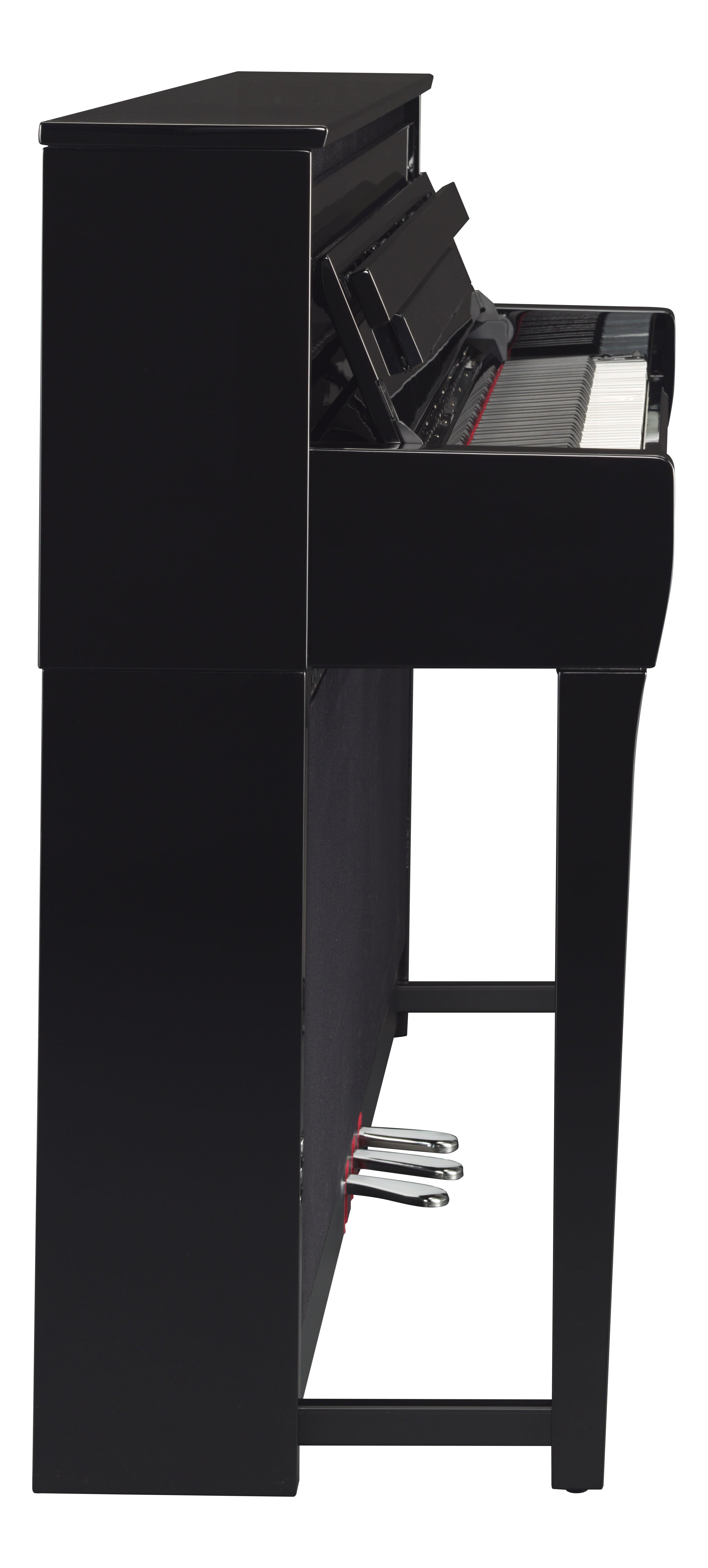 piano digital yamaha clp 685. Black Bedroom Furniture Sets. Home Design Ideas