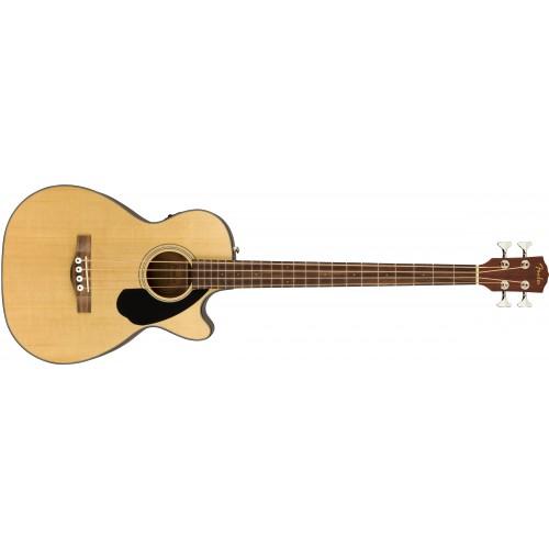 Baixo Fender CB-60SCE Natural