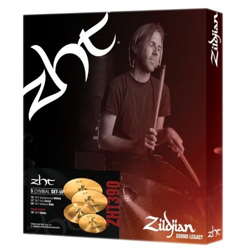 ZILDJIAN ZHT BOX SET 390