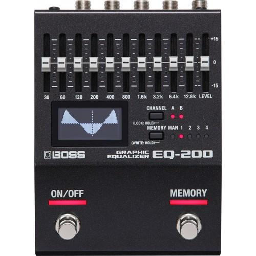 BOSS EQ-200