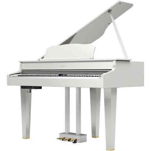 PIANO DIGITAL ROLAND GP607 PW
