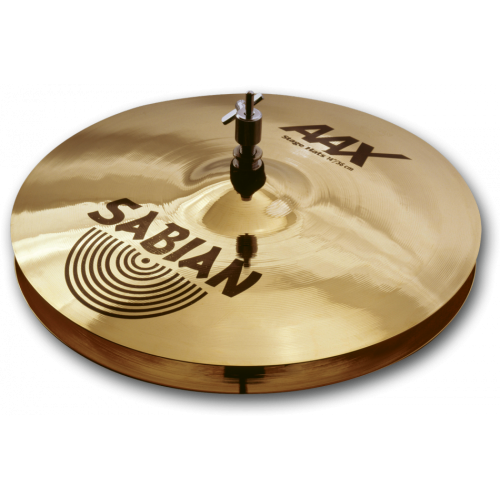 "SABIAN 14"" AAX STAGE HATS"
