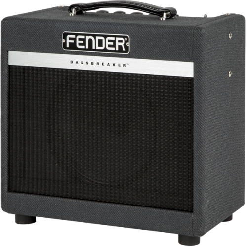 Fender Bassbreaker 007