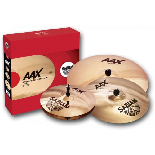 SABIAN AAX STAGE PERFORMANCE SET