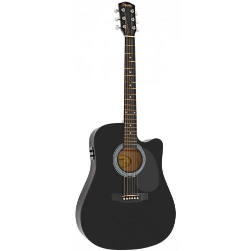 Guitarra Squier SA-105CE