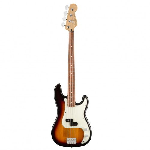 FENDER PLAYER PRECISION BASS PAU FERRO 3CS