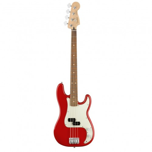 FENDER PLAYER PRECISION BASS PAU FERRO SONIC RED