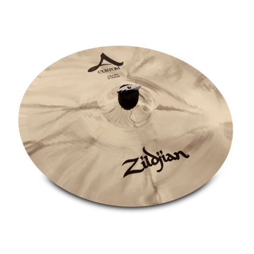 "ZILDJIAN 17"" A CUSTOM CRASH"