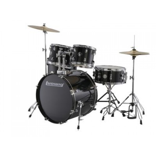 LUDWIG ACCENT BLACK