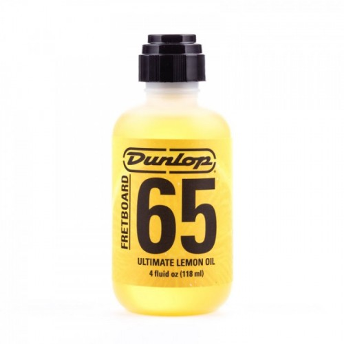 JIM DUNLOP 65 LEMON OIL
