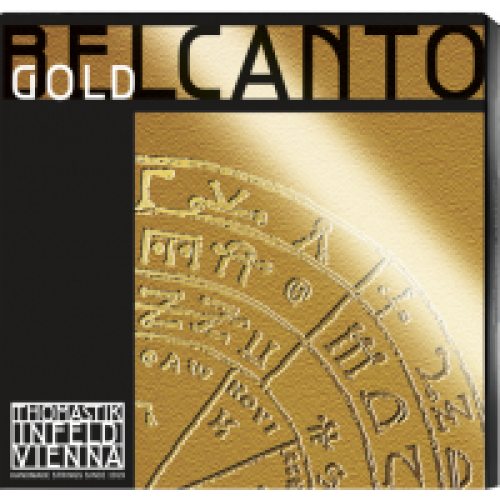 CORDAS THOMASTIK BELCANTO GOLD VIOLONCELO