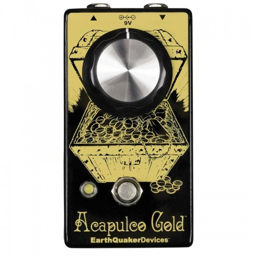 PEDAL EARTHQUAKER ACAPULCO GOLD DISTROTION