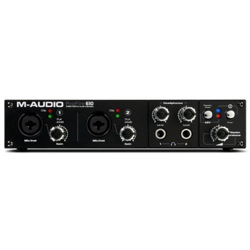 M-Audio Profire 610