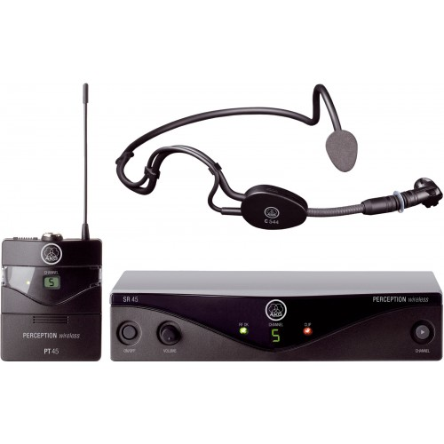 PERCEPTION WIRELESS 45 SPORT