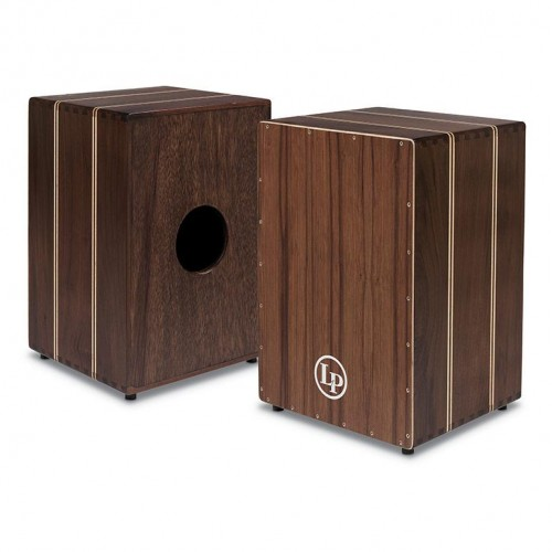 CAJON LP PERUVIAN SOLID WALNUT