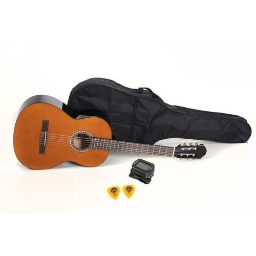 Pack Guitarra Clássica 4/4