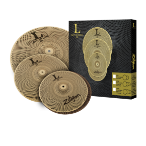 ZILDJIAN LOW VOLUME LV348 PACK