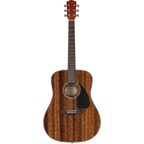 GUITARRA FENDER CD-60 MAHOGANY