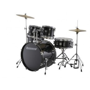 LUDWIG LC175 ACCENT BLACK