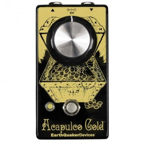 EARTHQUAKER ACAPULCO GOLD DISTORTION