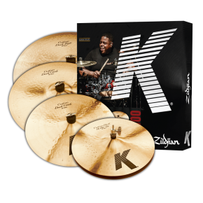ZILDJIAN K CUSTOM DARK PACK