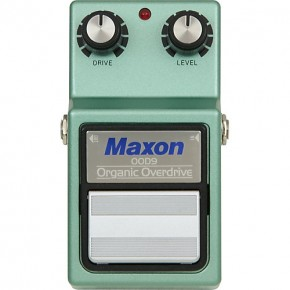 PEDAL MAXON OOD-9 ORGANIC OVERDRIVE